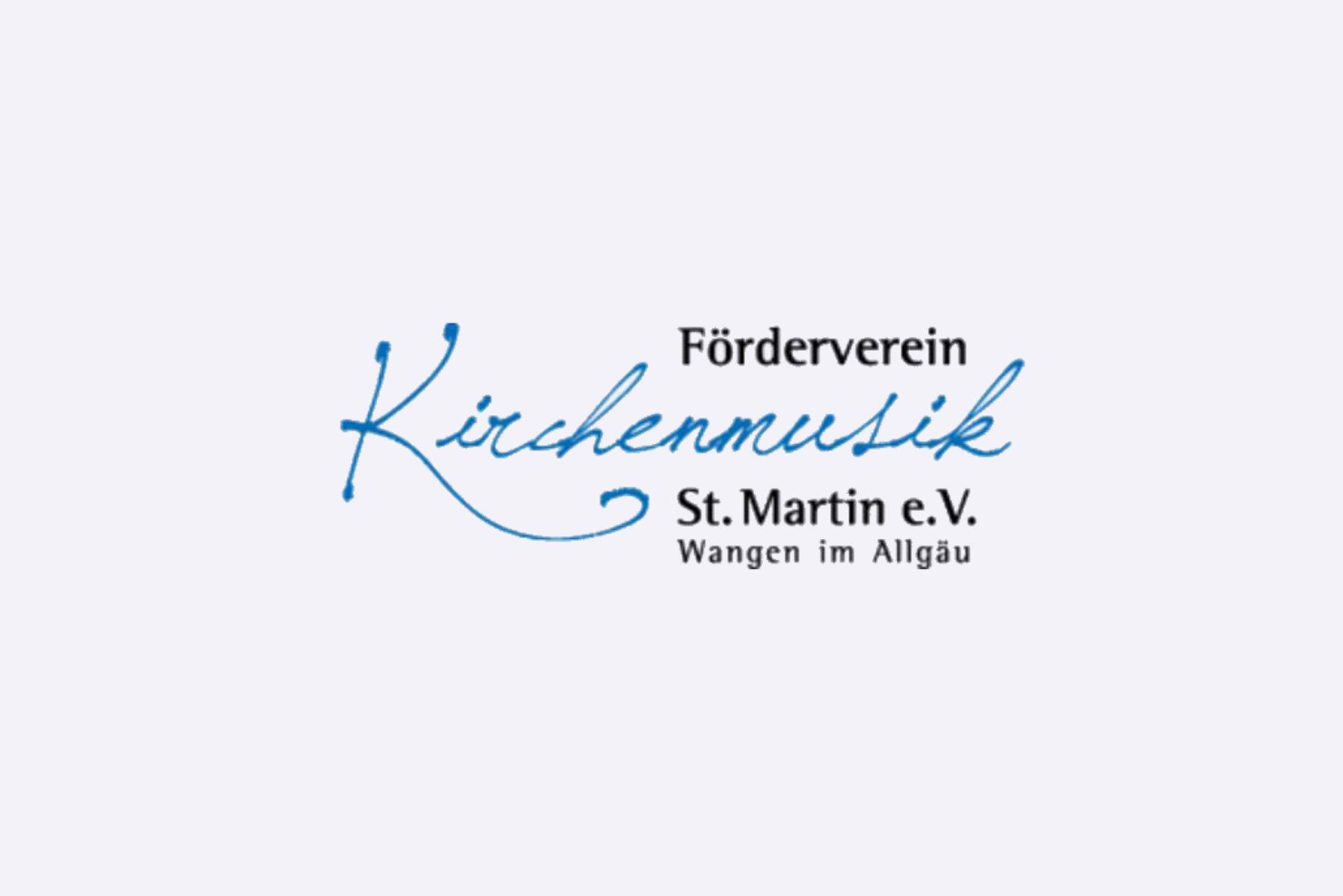 Kirchenmusik Wangen, Logo