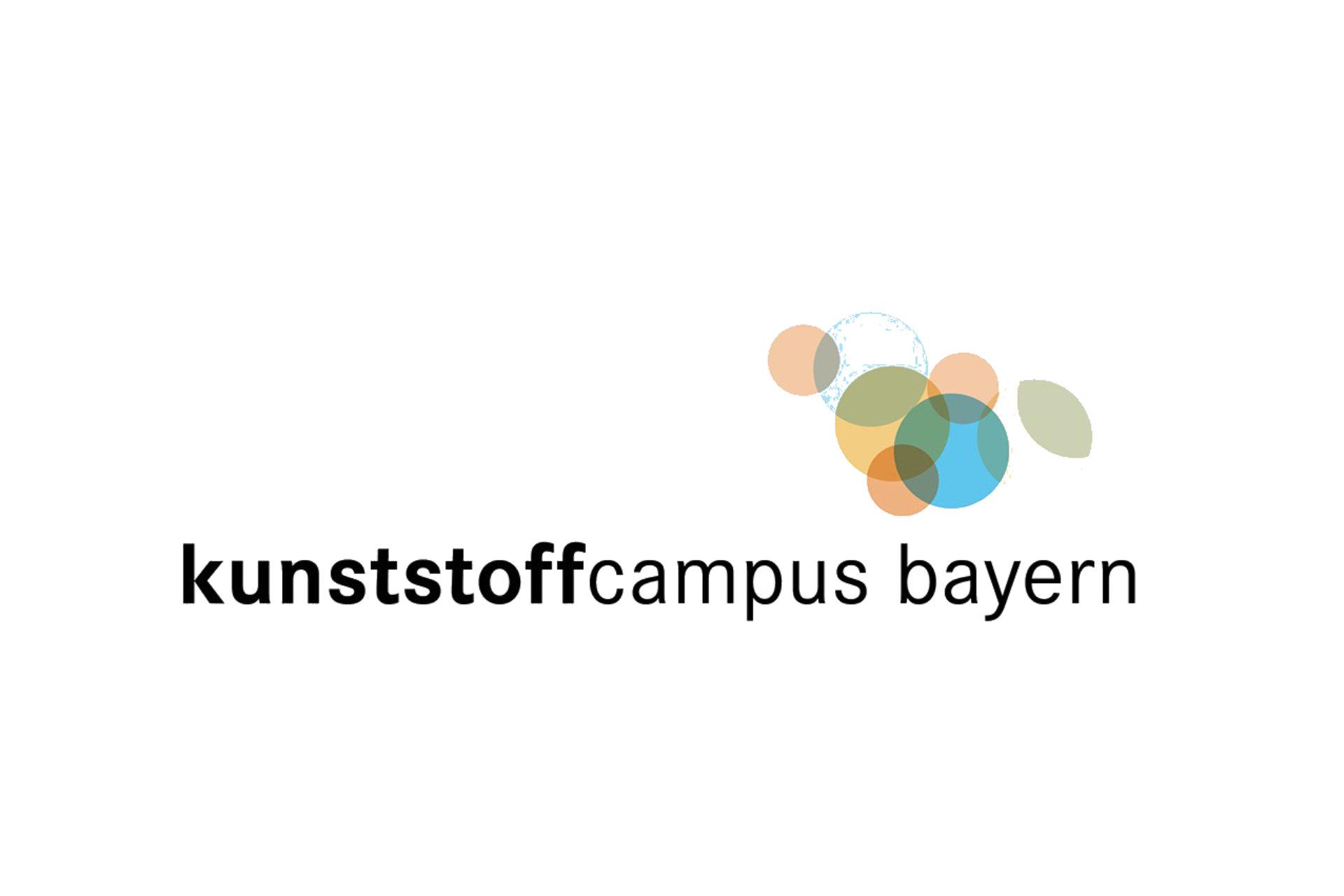 Kunststoffcampus Bayern, Logo