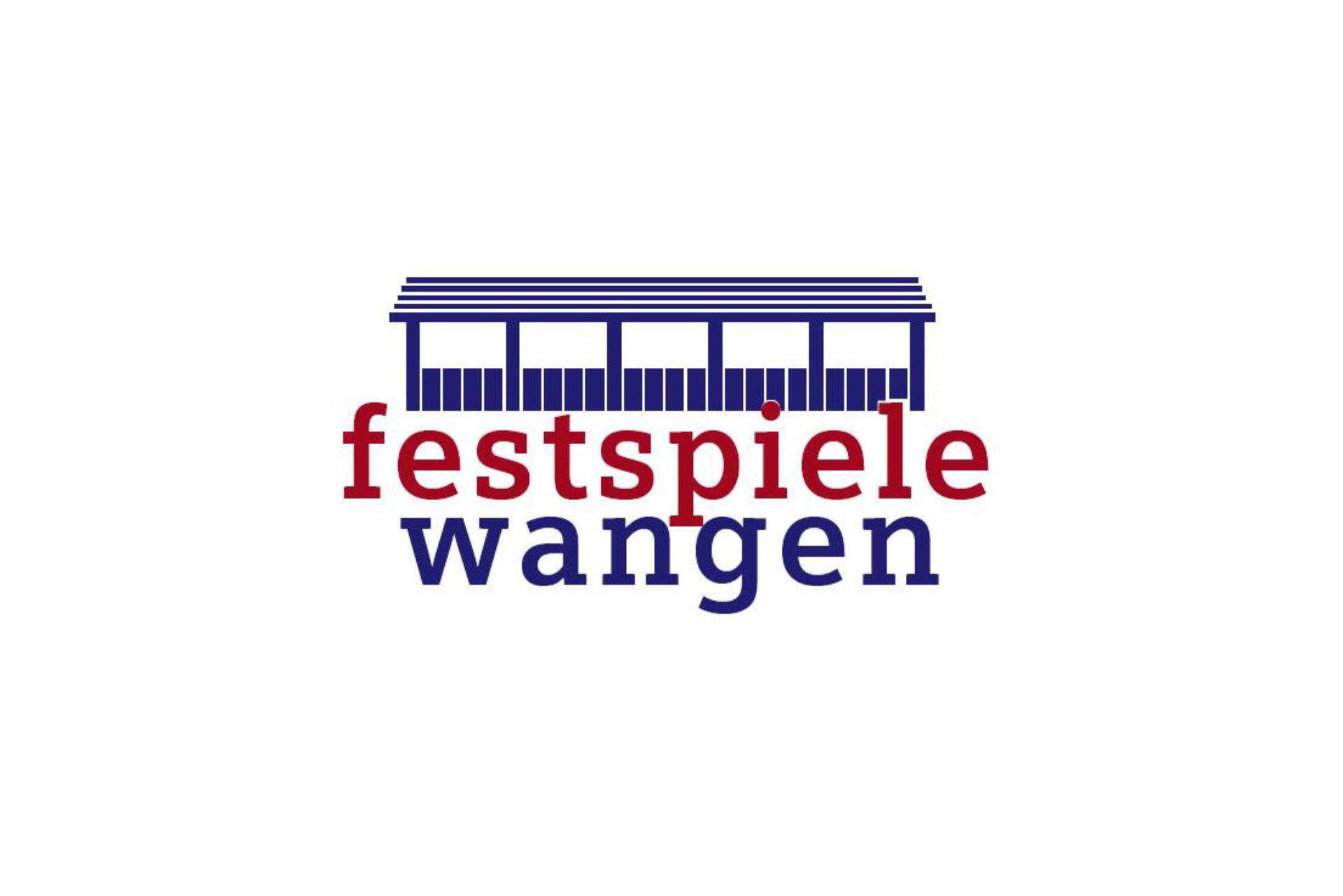 Festspiele Wangen, Logo