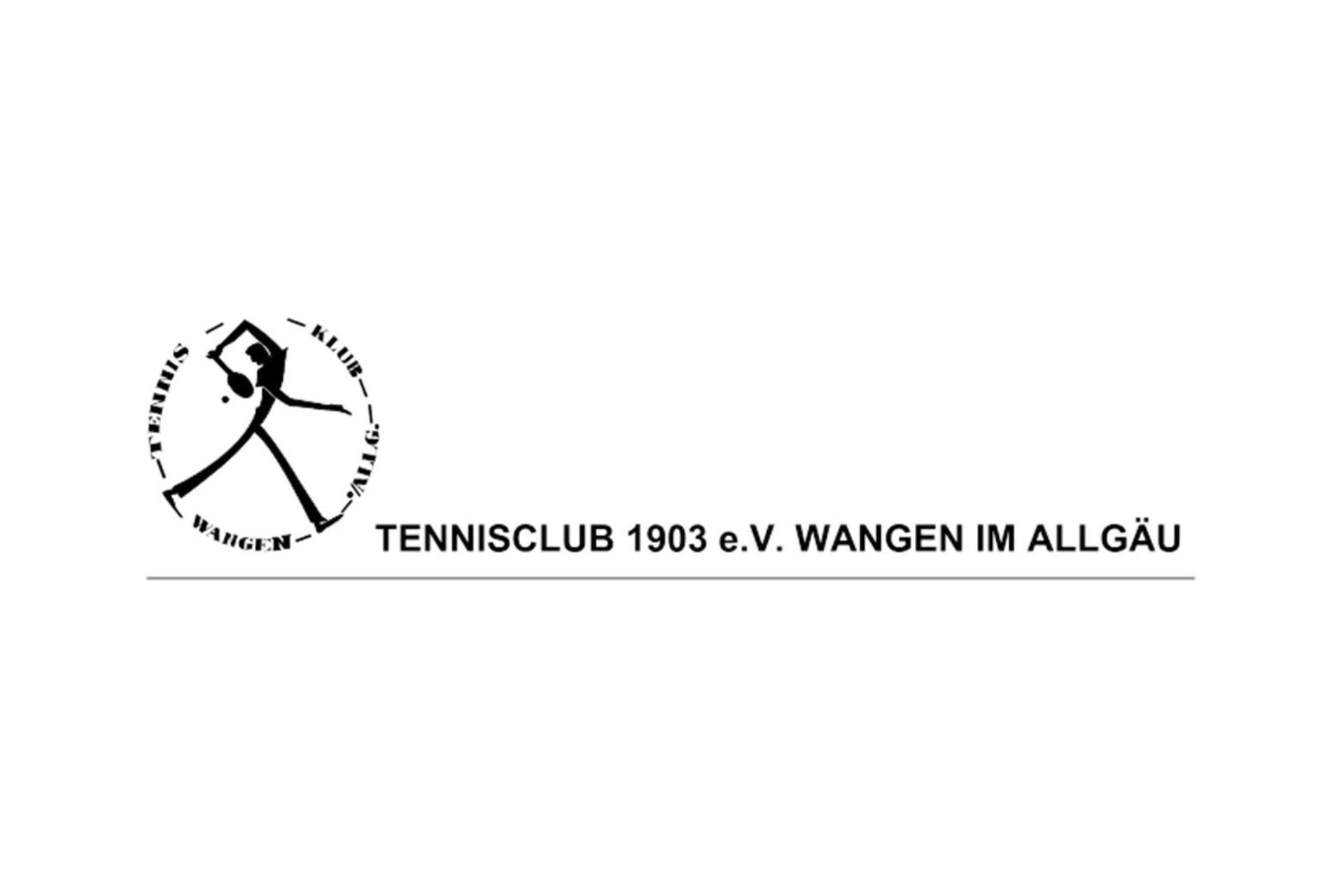 Tennisclub Wangen, Logo